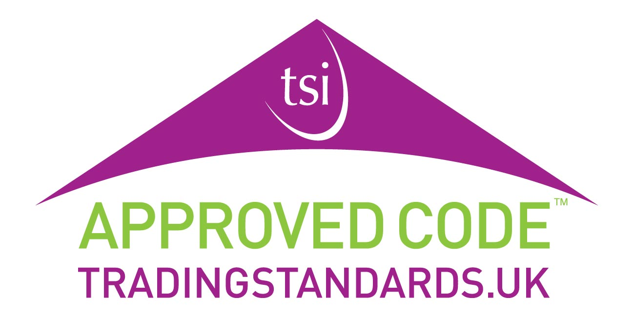 Approved Code Trading Standards Logo